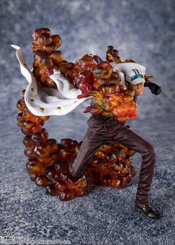 【預購】BANDAI Figuarts ZERO 海賊王〔EXTRA BATTLE〕三大將 盃 赤犬 PVC 再販(2020年07月)