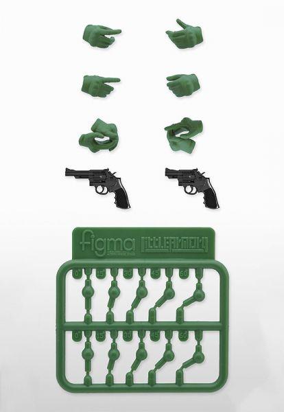 【預購】GOOD SMILE TOMYTEC LittleArmory [LAOP07]figma專用戰術手套2 轉輪手槍套組「綠色」可動配件(2021年10月) 【預購】GOOD SMILE TOMYTEC LittleArmory [LAOP07]figma專用戰術手套2 轉輪手槍套組「綠色」可動配件(2021年10月) 哆奇玩具