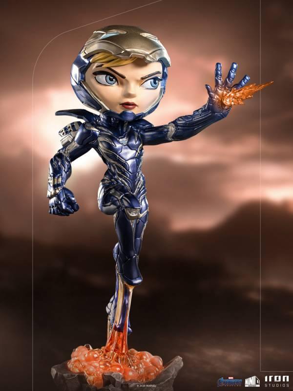 【預購】Iron Studios Mini Co 復仇者聯盟:終局之戰 救援裝甲 雕像(2020年第四季)