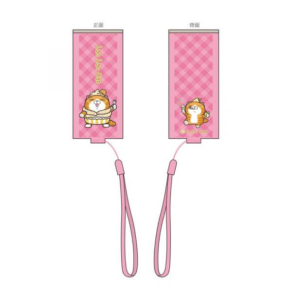 【現貨】白爛貓 行動電源 粉紅款