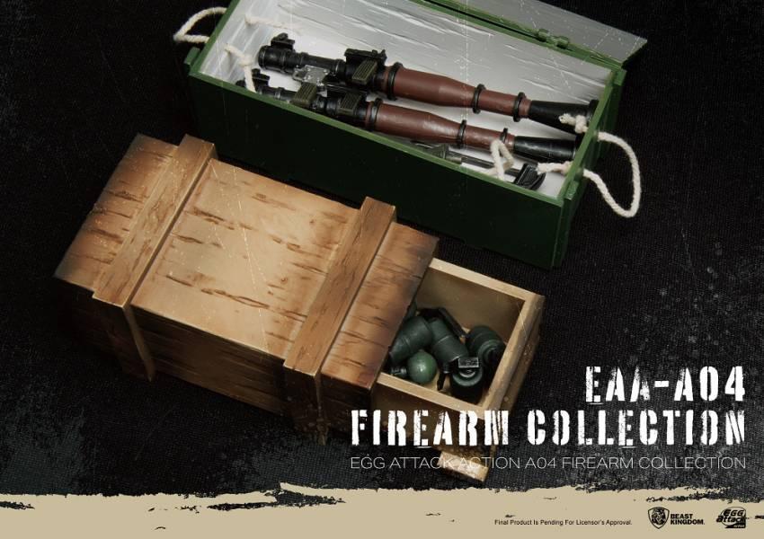 【預購】野獸國 EAA-A04 武器彈藥精選 可動配件(2021年第二季) 【預購】野獸國 EAA-A04 武器彈藥精選 可動配件(2021年第二季)|哆奇玩具