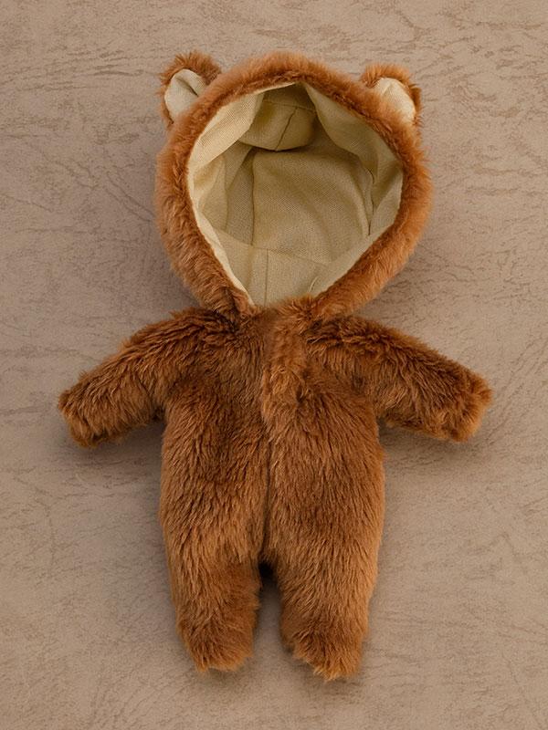 【預購】GOOD SMILE 黏土娃 布偶睡衣 熊熊(棕)(2021年10月) 【預購】GOOD SMILE 黏土娃 布偶睡衣 熊熊(棕)(2021年10月)|哆奇玩具