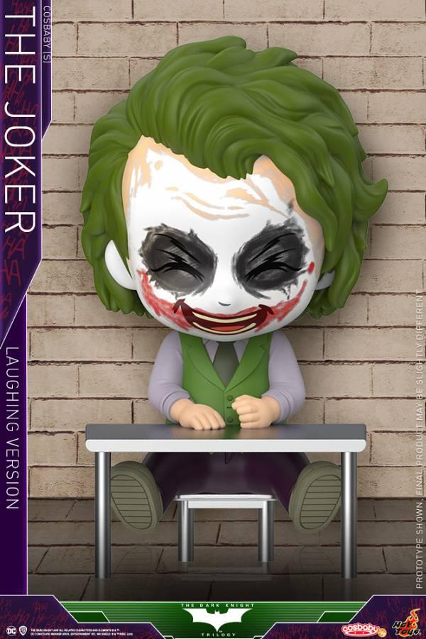 【現貨】Hot Toys COSB676 黑暗騎士 小丑 大笑款