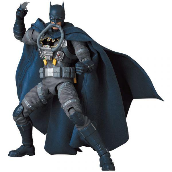 【預購】Medicom Toy MAFEX DC 蝙蝠俠:緘默 匿蹤跳傘裝蝙蝠俠 STEALTH JUMPER BATMAN BATMAN HUSH Ver. 可動模型(2022年06月) 哆奇,玩具,預購,PVC,公仔,模型,景品,扭蛋,轉蛋,盒玩,盲盒,雕像,鋼彈,組裝,可動,黏土人,週邊,周邊,動漫,預定,預訂,DC,蝙蝠俠,緘默