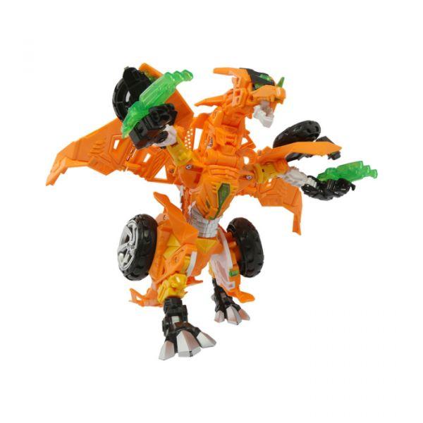 【現貨】衝鋒戰士 蒼空飛龍 可動玩具