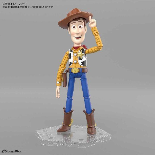 【現貨】BANDAI Cinema-rise Standard 玩具總動員 胡迪 組裝模型
