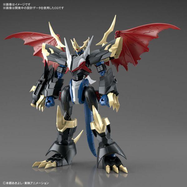 【哆奇現貨】BANDAI Figure-rise Standard Amplified 數碼寶貝 帝皇龍甲獸 組裝模型 ※不挑盒況