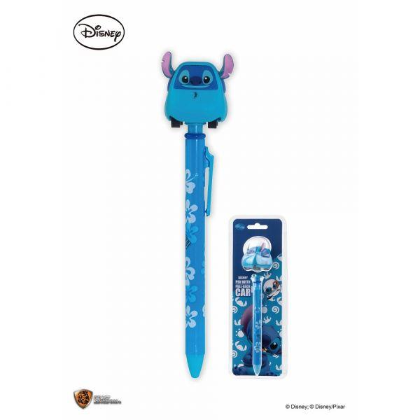 【現貨】野獸國 迪士尼迴力車筆系列-史迪奇款