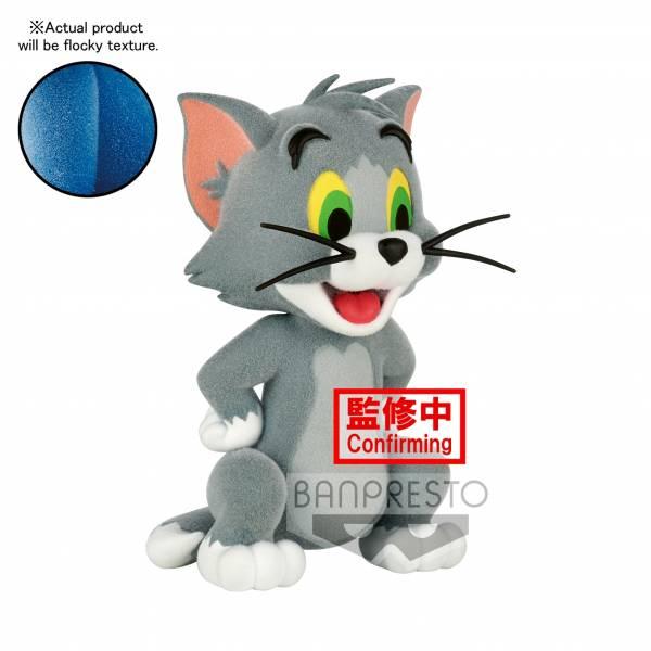 【預購】BANPRESTO景品 湯姆貓與傑利鼠 Fluffy Puffy (A:湯姆貓)(2021年08月)※不挑盒況