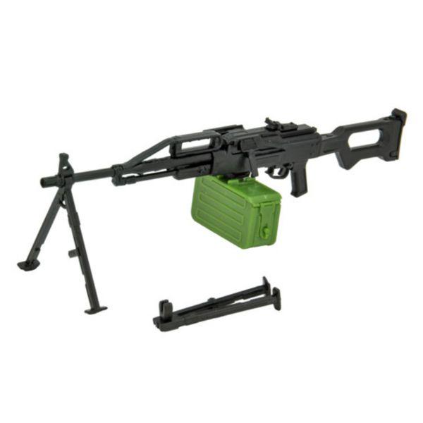 【預購】TOMYTEC 1/12 迷你武裝 LA072 PKP 佩切涅格機槍 Type 組裝模型(2021年10月)※不挑盒況 【預購】TOMYTEC 1/12 迷你武裝 LA072 PKP 佩切涅格機槍 Type 組裝模型(2021年10月)※不挑盒況 哆奇玩具