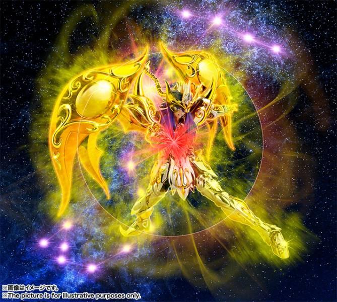 【預購】BANDAI 聖闘士 聖衣神話EX天蠍座米羅(神聖衣)可動模型 再販(2020年09月)