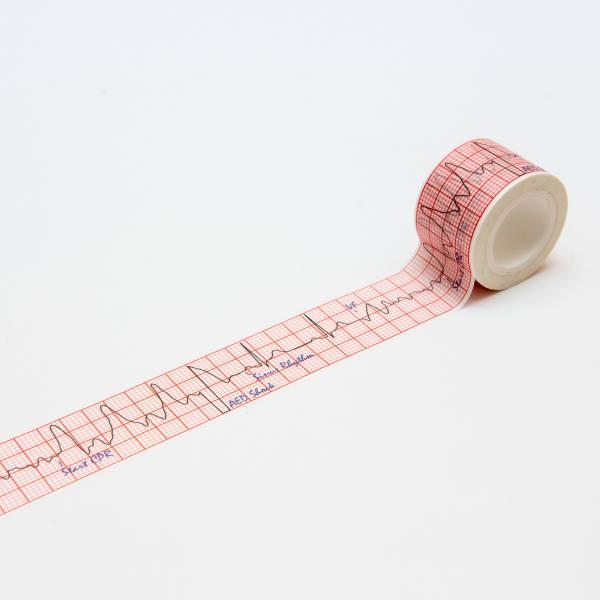 心電圖紙膠帶 (CPR+AED款) 心電圖,紙膠帶