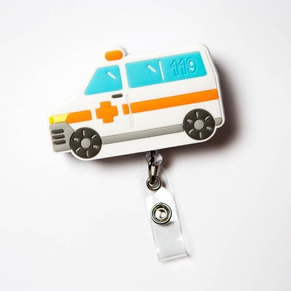 救護車伸縮環 救護車, 伸縮環, 易拉環