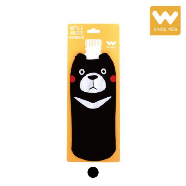 多用途 台灣黑熊 水瓶套 瓶衣套 水壺套 吳福洋,水瓶套,瓶衣套,水壺套