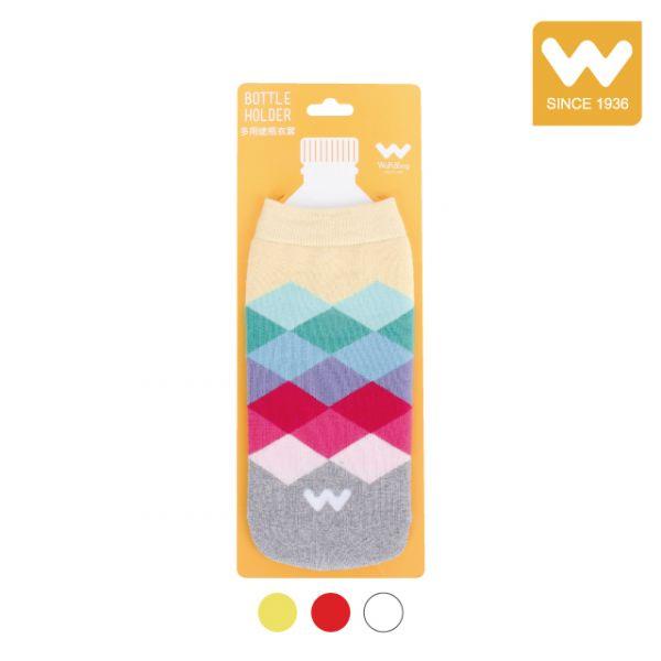 多用途 純棉彩格 水瓶套 瓶衣套 水壺套 吳福洋,水瓶套,瓶衣套,水壺套