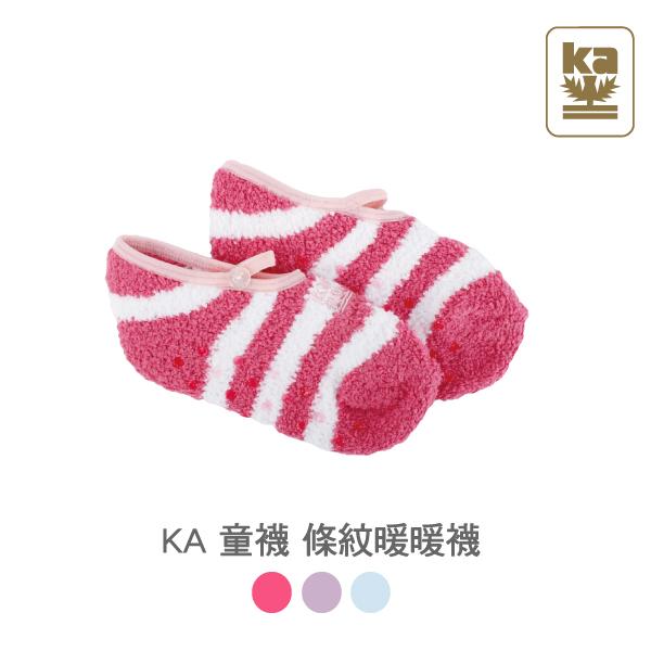 童襪 條紋暖暖襪