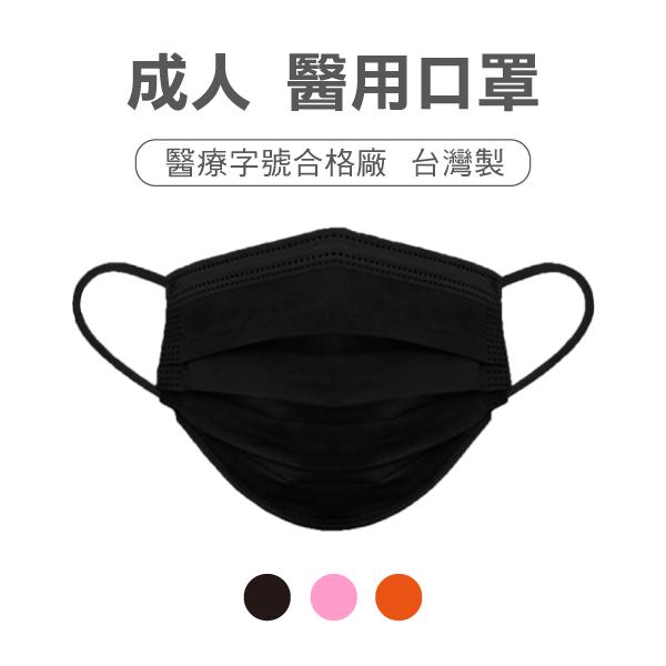 成人 醫用口罩(50片) 口罩,醫療口罩,防護口罩,口罩套