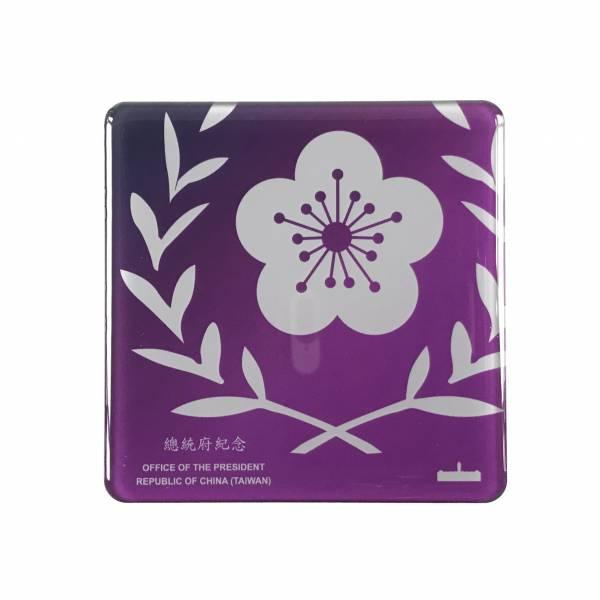 OOP Emblem Magnet Coaster - Purple