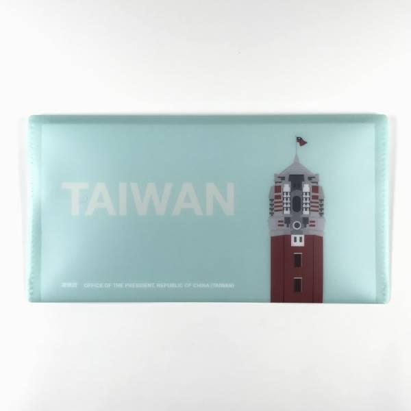 「TAIWAN出頭」收納夾
