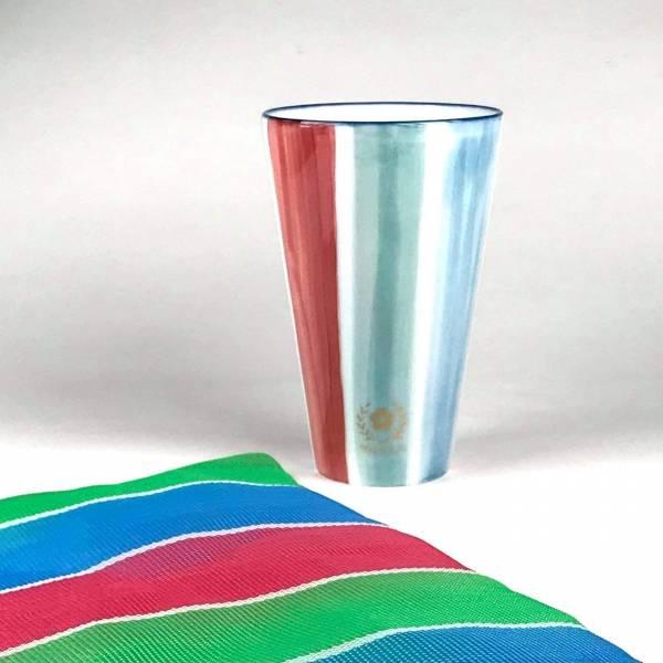 "Taiwan Traditional ""KA-TSI""  Hand-painted Cup"