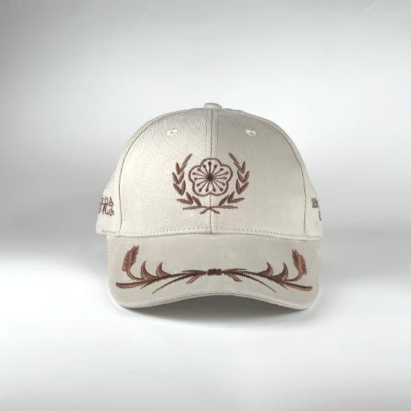 府徽帽(卡其色)