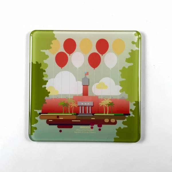 """Soaring Taiwan"" Magnet Coaster"