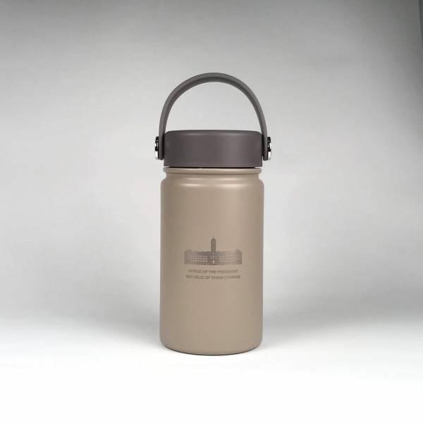 總統府紀念保溫瓶 (淺棕色)
