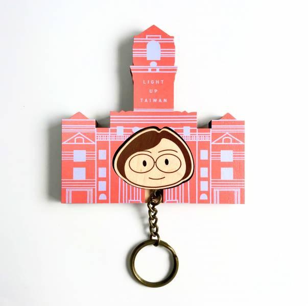 總統府 Key House(彩色版)