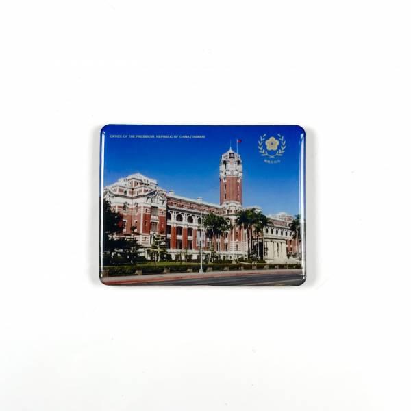 總統府側景磁貼