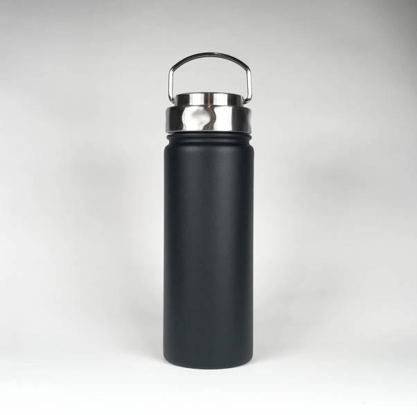 OOP Stainless Steel Thermos - Black