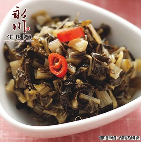 風味酸菜 (300公克) 風味酸菜