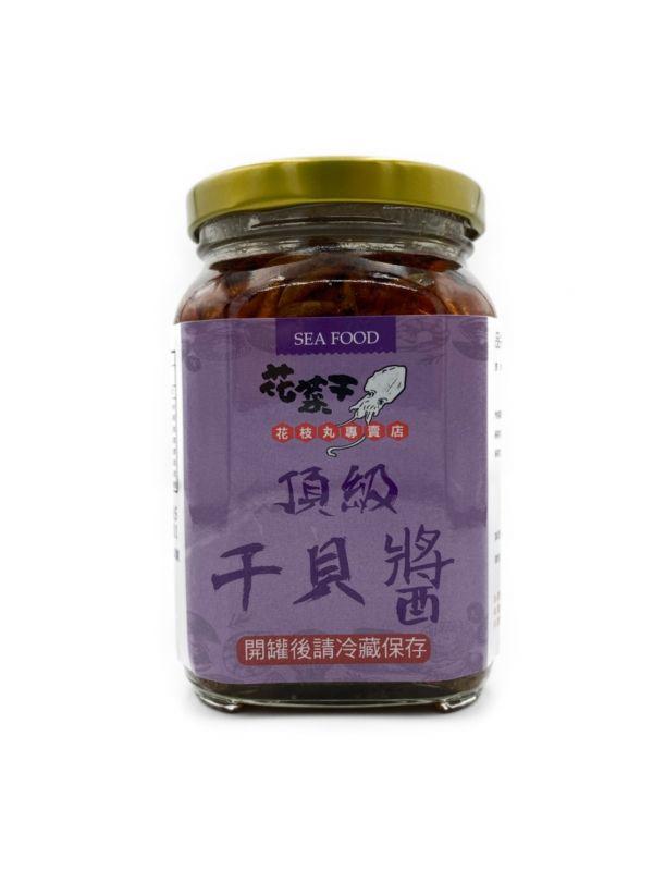 澎湖直送_頂級干貝醬/小辣400g 澎湖干貝醬