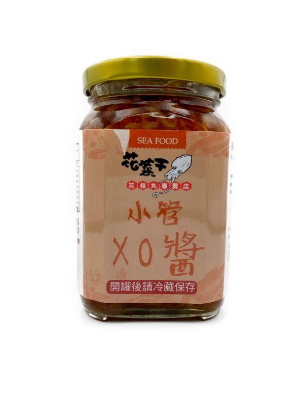 澎湖直送_小管XO醬400g #鮮味小管醬