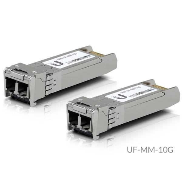 UniFi光纖多模10G (2入)