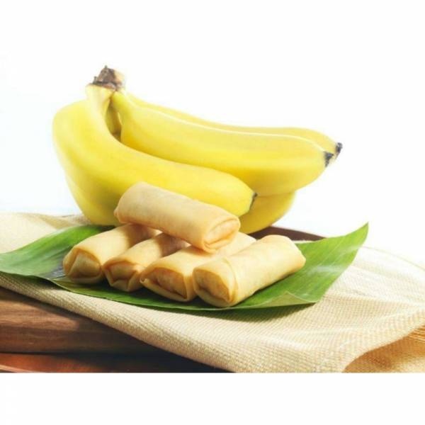 樂達香蕉春捲 香蕉春捲,香蕉,春捲,蔬食,東南亞小吃,東南亞點心,樂達,樂達香蕉春捲,樂達春捲,香蕉點心,甜春捲