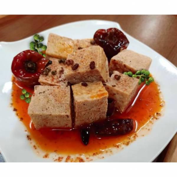 《熱浪島》川香麻辣滷凍豆腐