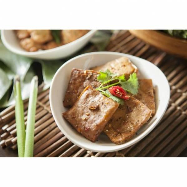 熱浪島-五香豆干(全素) 豆干,豆乾,五香豆干,五香豆乾,五香,滷豆干,滷豆乾,滷味,茶點,點心,豆乾料理
