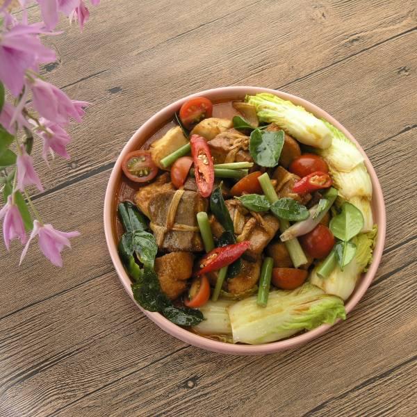 極品東坡肉 素食,創意料理,微波食品,蔬食,東坡肉