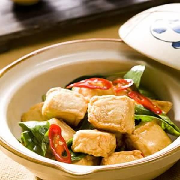 珍香魚豆腐