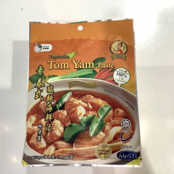 素泰式酸辣海鮮湯即煮醬