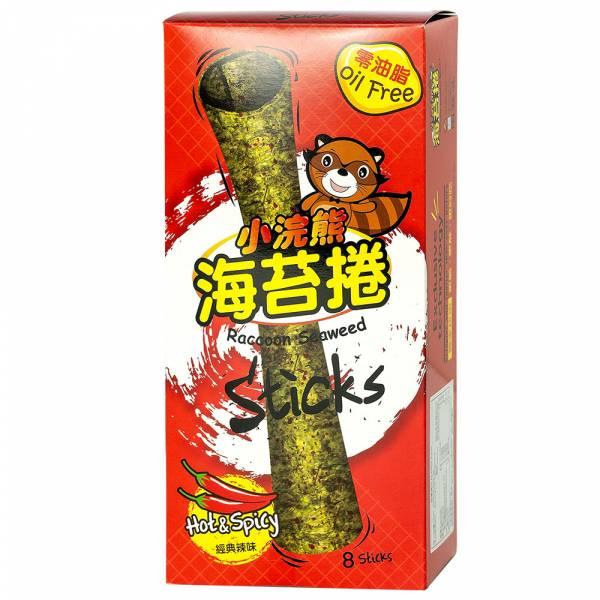 小浣熊海苔捲-經典辣味