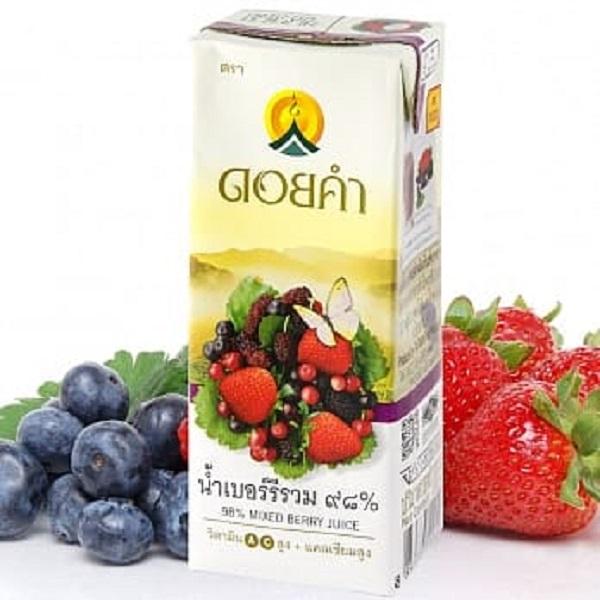 皇家農場天然果汁-綜合莓果