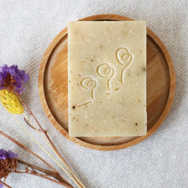 平心艾草植物油皂