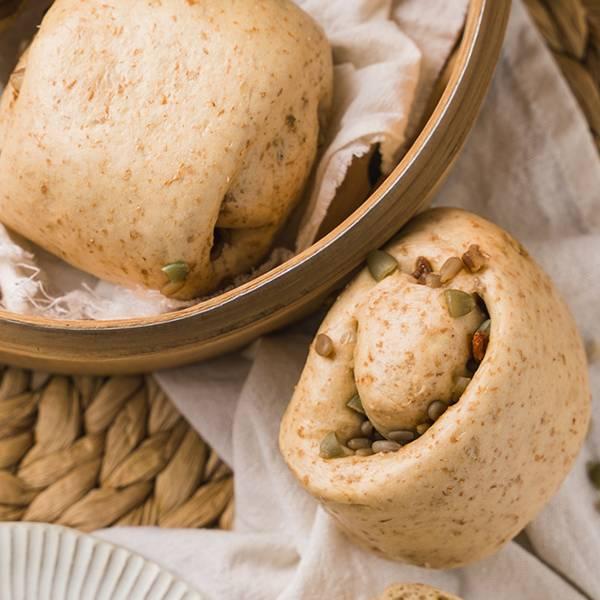 堅果饅頭(6顆/包)