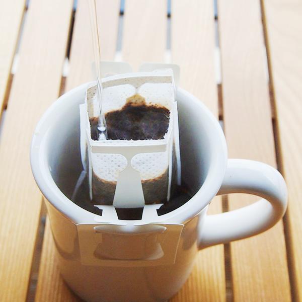 餘韻綿長濾掛式咖啡包