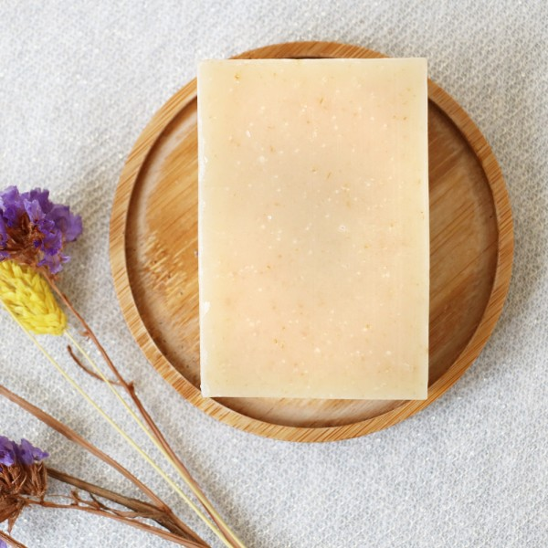 爽身蜂蜜植物油皂