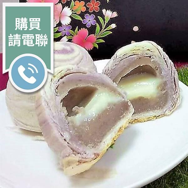 芋頭麻糬酥12入(購買請電聯)