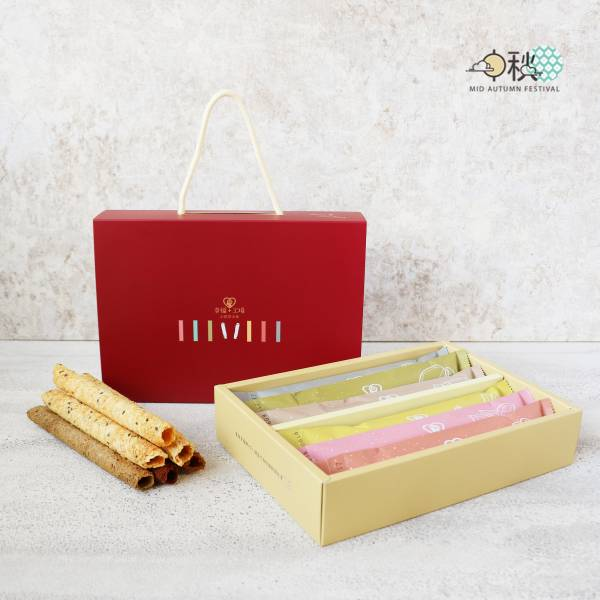【中秋好禮】幸福紅禮盒