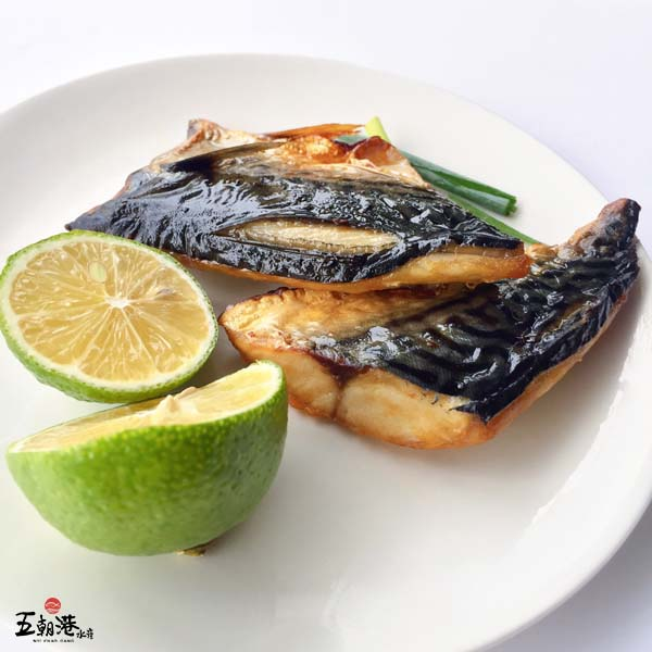 嚴選薄鹽挪威鯖魚片 200g±5%