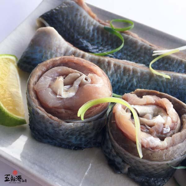 台南虱目魚皮(約300G/包)